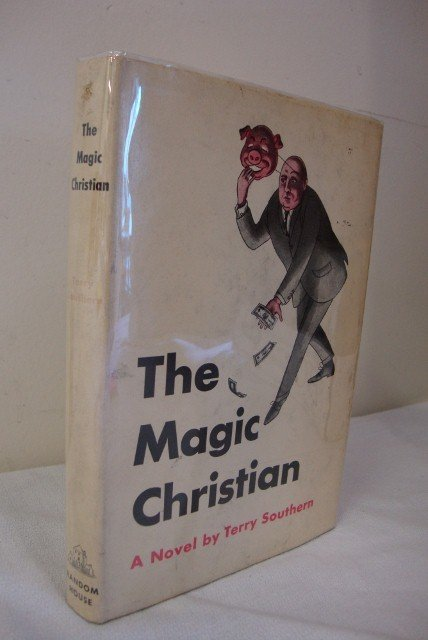 11: SOUTHERN, TERRY -THE MAGIC CHRISTIAN