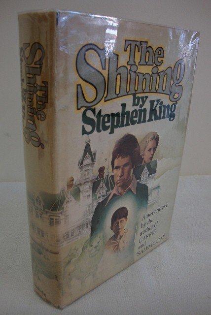 14: STEPHEN KING - THE SHINING