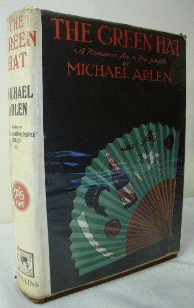 15: ARLEN, MICHAEL - THE GREEN HAT