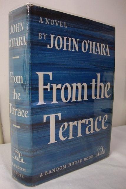 17: O'HARA, JOHN - FROM THE TERRACE