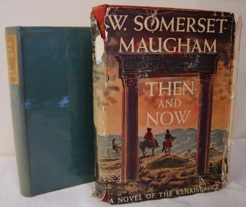18: MAUGHAM W. SOMERSET - LOT OF TWO BOOKS