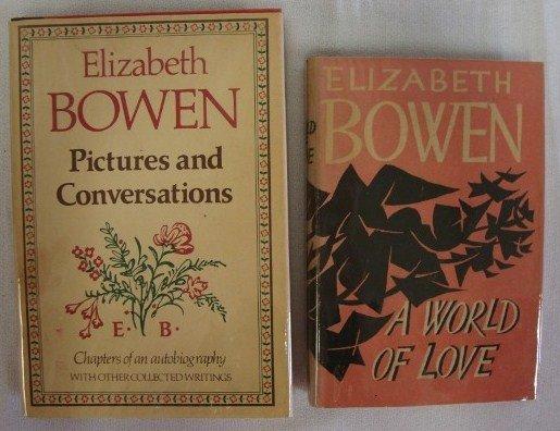 22: ELIZABETH BOWEN - TWO FIRST EDITIONS