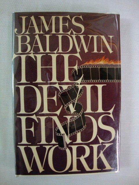 6: BALDWIN, JAMES - THE DEVIL FINDS WORK