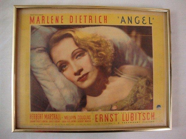 245: ANGEL LOBBY CARD