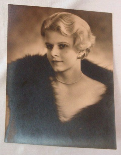 310: JEAN HARLOW PHOTOS TWO BY TED ALLEN - 3