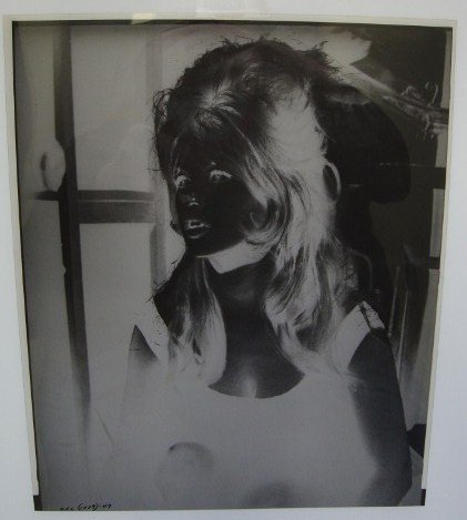 135: BRIGETTE BARDOT NEGATIVE LOT (12)