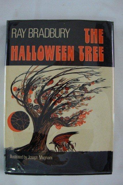 6: BRADBURY, RAY. THE HALLOWEEN TREE