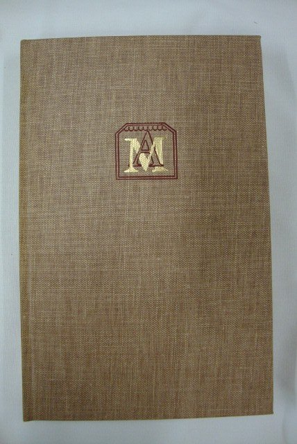 7: MILLER, ARTHUR. FIRST EDITION SGD. AFTER THE FALL