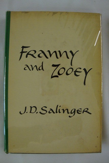11: SALINGER, J.D. FRANNY AND ZOOEY FIRST EDITION