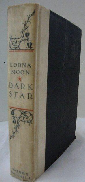 19: MOON, LORNA. DARK STAR SIGNED