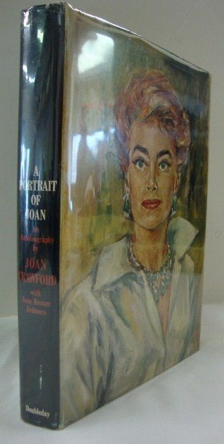 20: JOAN CRAWFORD AUTOBIOGRAPHY INSCRIBED