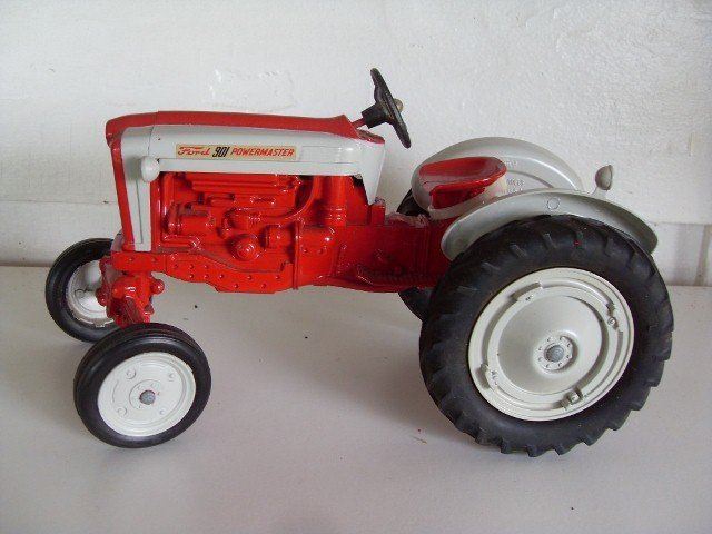 20: TWO FORD 901 POWERMASTER TRACTORS