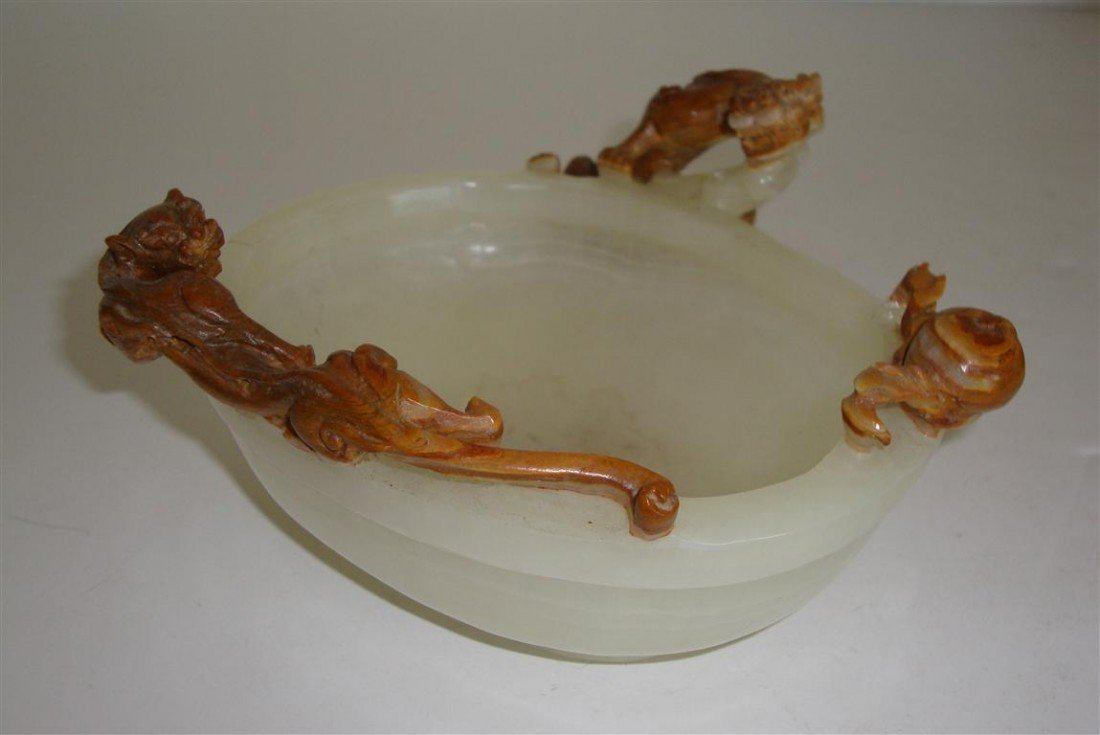 951: EARLY CHINESE AGATE BOWL