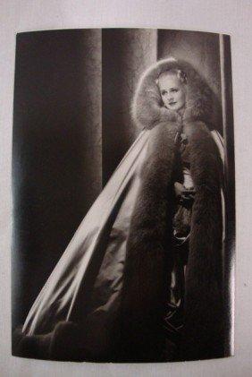 4: WILLINGER PORTRAIT OF NORMA SHEARER