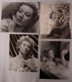 GREER GARSON PHOTOGRAPHS & STILLS (29)