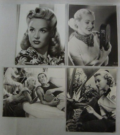 31: BETTY GRABLE STILLS AND PORTRAITS (82)