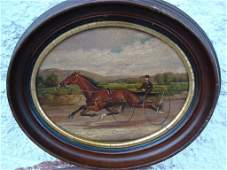 634A WILLIAM G VAN ZANDT OIL PAINTING SIGNED