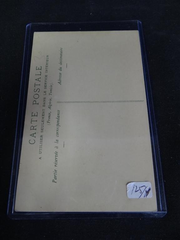 125: COLLECTION LEFEVRE-UTILE POSTCARD - 2
