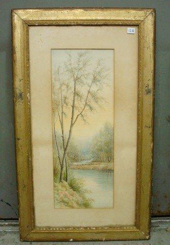 12A: Ed. Solomini Watercolor