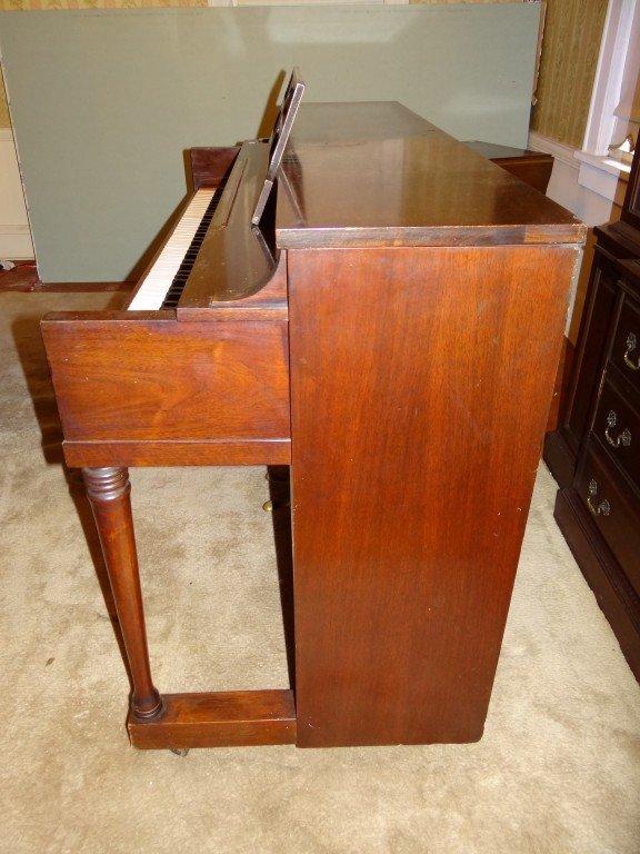 220: Winter & Company Upright Piano - 4