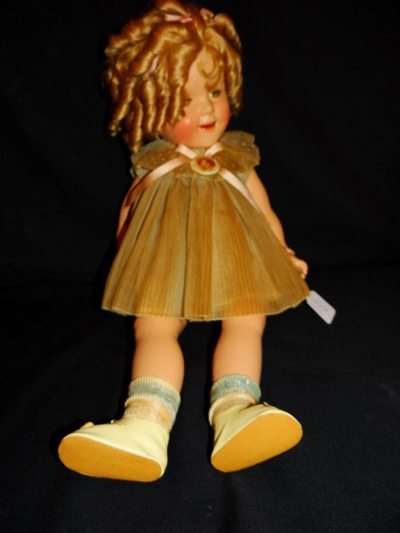 264: Original Shirley Temple Doll