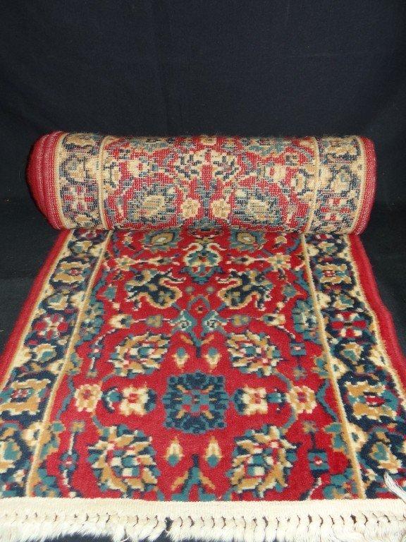4: Two(2) Oriental carpets