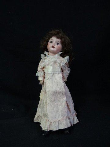 20: S.F. B. J. Bisque Head Doll