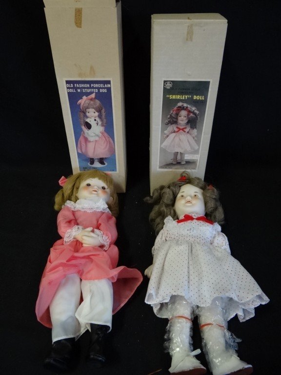 23: Price Products Shirley Doll & a 2nd
