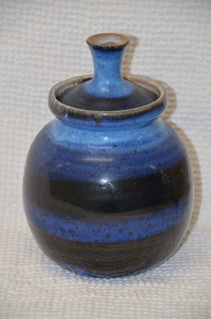 12: Covered Pottery Jar