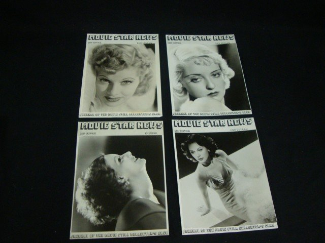 Movie Star News Catalogues and Negatives (9)