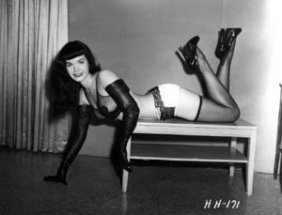 Bettie Page Original Negatives (4)