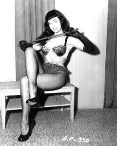 Bettie Page Original Negatives (9)