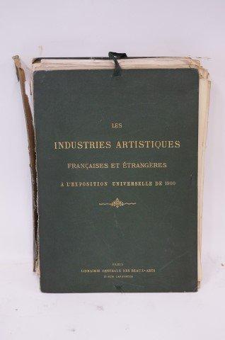 Les Industries Artistiques: A L'Exposition Universelle