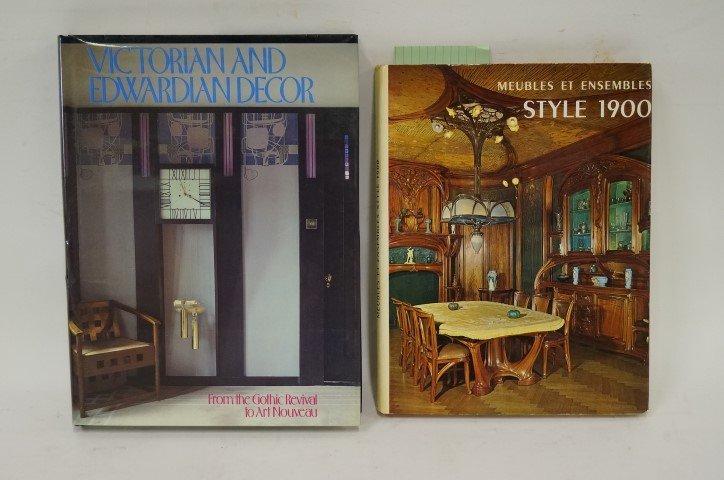Gothic Revival to Art Nouveau Books