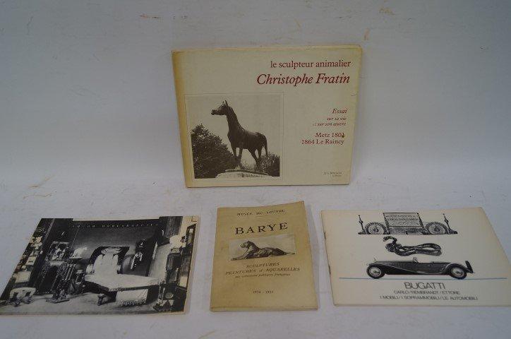 Sculpture Books (5)