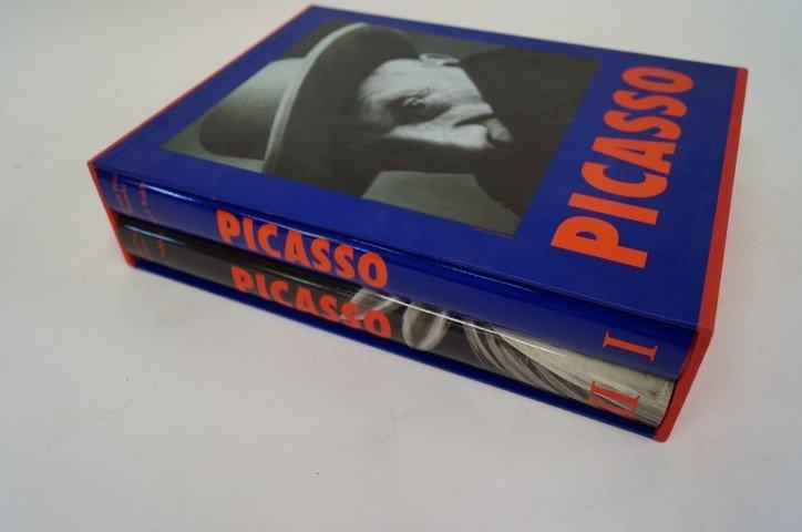 Two(2) Volume Set: Pablo Picasso 1881-1973