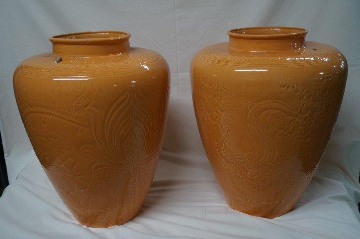 Pair of Lorin Marsh Vases