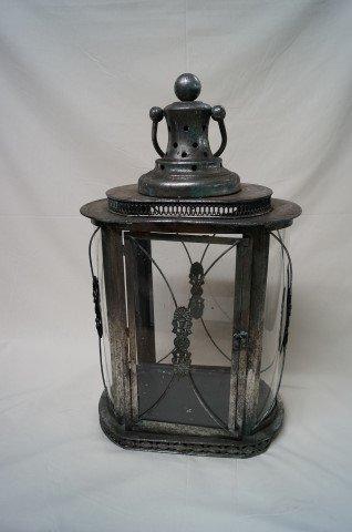 Large Hand Made Designer Lantern