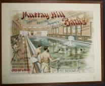 Murray Hill Baths Advertisement