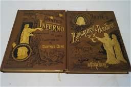 Dante Inferno  Purgatory Paradise