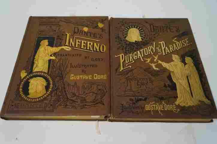 Dante. Inferno & Purgatory Paradise
