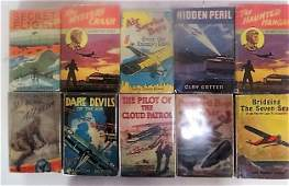 Boys Aviation, Airplane and Flying Books