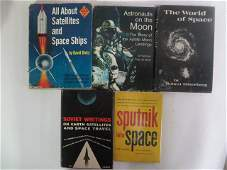 Astronaut and Space Books