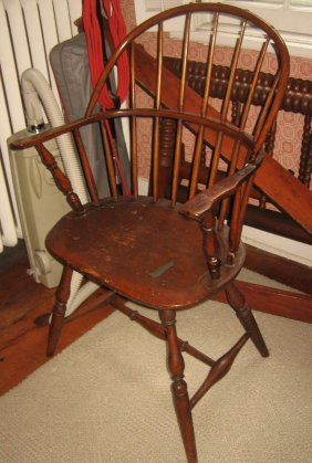 Windsor Armchair C 1800