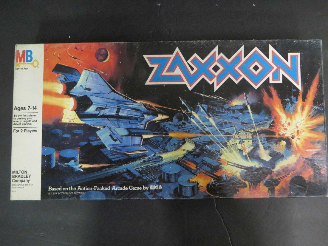 Zaxxon Board Game - 2