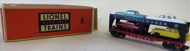 Lionel Train in the Original Box 6414