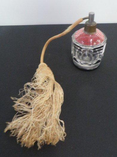Art Deco Perfume Atomizer Perfume Bottle