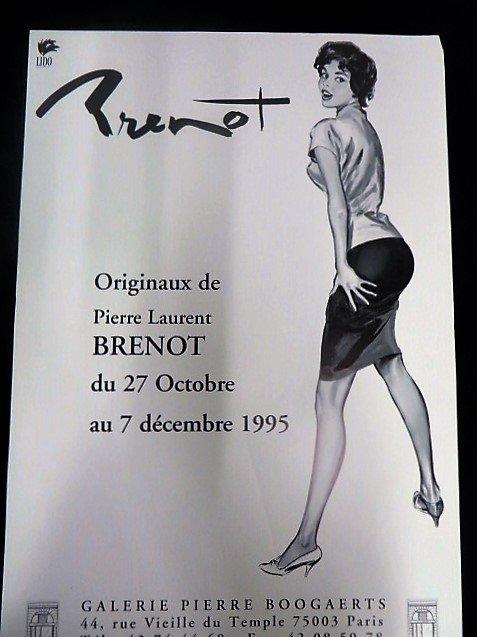 Illustration Poster=Pierre Laurent Brenot