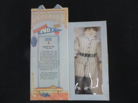 1979 Babe Ruth Collectors Doll