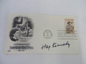 Hap Kennedy Signature